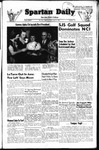 Spartan Daily, April 15, 1949 by San Jose State University, School of Journalism and Mass Communications