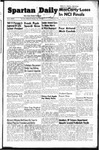 Spartan Daily, April 18, 1949 by San Jose State University, School of Journalism and Mass Communications