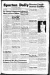Spartan Daily, April 19, 1949