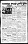 Spartan Daily, April 25, 1949 by San Jose State University, School of Journalism and Mass Communications