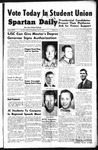 Spartan Daily, April 27, 1949