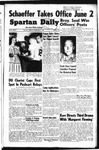 Spartan Daily, May 2, 1949 by San Jose State University, School of Journalism and Mass Communications