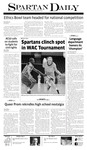 Spartan Daily February 28, 2011