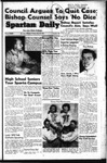 Spartan Daily, May 10, 1949 by San Jose State University, School of Journalism and Mass Communications