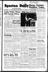 Spartan Daily, May 13, 1949 by San Jose State University, School of Journalism and Mass Communications