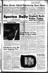 Spartan Daily, May 19, 1949
