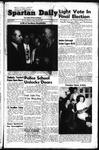 Spartan Daily, May 20, 1949