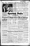 Spartan Daily, June 14, 1949 by San Jose State University, School of Journalism and Mass Communications