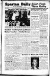 Spartan Daily, June 15, 1949 by San Jose State University, School of Journalism and Mass Communications