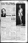 Spartan Daily, June 17, 1949 by San Jose State University, School of Journalism and Mass Communications
