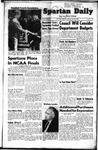 Spartan Daily, June 20, 1949 by San Jose State University, School of Journalism and Mass Communications