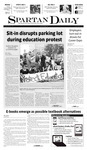 Spartan Daily March 3, 2011