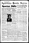 Spartan Daily, October 6, 1949