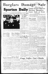 Spartan Daily, October 11, 1949 by San Jose State University, School of Journalism and Mass Communications