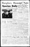 Spartan Daily, October 11, 1949