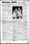 Spartan Daily, October 12, 1949 by San Jose State University, School of Journalism and Mass Communications