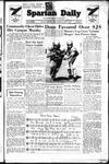 Spartan Daily, October 14, 1949