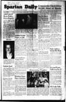 Spartan Daily, October 18, 1949
