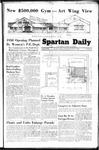 Spartan Daily, October 19, 1949 by San Jose State University, School of Journalism and Mass Communications