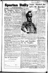 Spartan Daily, October 20, 1949