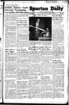 Spartan Daily, October 21, 1949 by San Jose State University, School of Journalism and Mass Communications