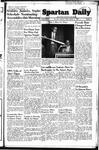 Spartan Daily, October 21, 1949