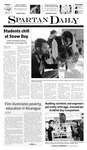 Spartan Daily (March 7, 2011)
