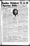 Spartan Daily, October 24, 1949 by San Jose State University, School of Journalism and Mass Communications