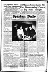 Spartan Daily, October 25, 1949 by San Jose State University, School of Journalism and Mass Communications
