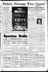Spartan Daily, October 26, 1949 by San Jose State University, School of Journalism and Mass Communications