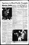 Spartan Daily, October 28, 1949 by San Jose State University, School of Journalism and Mass Communications