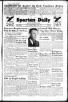 Spartan Daily, November 1, 1949 by San Jose State University, School of Journalism and Mass Communications