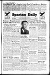 Spartan Daily, November 1, 1949