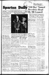 Spartan Daily, November 9, 1949 by San Jose State University, School of Journalism and Mass Communications