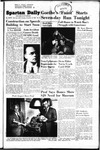 Spartan Daily, November 10, 1949 by San Jose State University, School of Journalism and Mass Communications