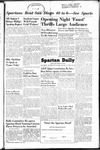 Spartan Daily, November 14, 1949 by San Jose State University, School of Journalism and Mass Communications