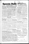 Spartan Daily, November 15, 1949 by San Jose State University, School of Journalism and Mass Communications