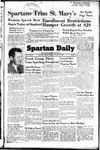 Spartan Daily, November 21, 1949 by San Jose State University, School of Journalism and Mass Communications