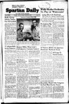 Spartan Daily, November 28, 1949 by San Jose State University, School of Journalism and Mass Communications