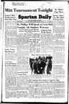 Spartan Daily, November 29, 1949 by San Jose State University, School of Journalism and Mass Communications