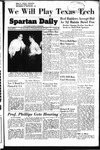 Spartan Daily, November 30, 1949 by San Jose State University, School of Journalism and Mass Communications