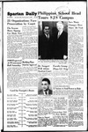 Spartan Daily, December 1, 1949 by San Jose State University, School of Journalism and Mass Communications