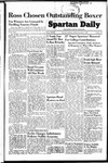Spartan Daily, December 5, 1949 by San Jose State University, School of Journalism and Mass Communications