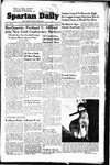 Spartan Daily, December 7, 1949 by San Jose State University, School of Journalism and Mass Communications