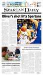 Spartan Daily March 10, 2011