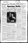 Spartan Daily, December 8, 1949 by San Jose State University, School of Journalism and Mass Communications