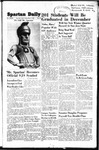 Spartan Daily, December 9, 1949 by San Jose State University, School of Journalism and Mass Communications