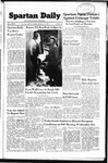 Spartan Daily, December 12, 1949 by San Jose State University, School of Journalism and Mass Communications