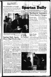 Spartan Daily, December 19, 1949 by San Jose State University, School of Journalism and Mass Communications