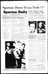 Spartan Daily, January 3, 1950 by San Jose State University, School of Journalism and Mass Communications